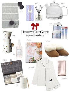 The Corporate Catwalk 2016 Holiday Gift Guide | The Cozy Homebody