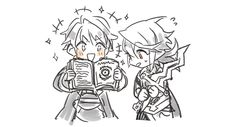 The tactician speaks only geek and the noble just nods his head ^^v