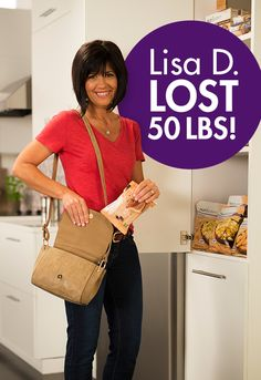 Join Lisa and the millions of others who've lost weight with Nutrisystem and start your success story TODAY with OFF! *Weight lost on prior program. Expect to lose up to lbs. per week. Weight Loss Success Stories, Success Story, Lost Weight, The Millions, Best Weight Loss, Lisa, Join, Goals, Amazing
