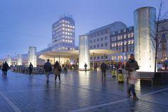 Gallery of Nørreport Station / Gottlieb Paludan Architects + COBE Architects…