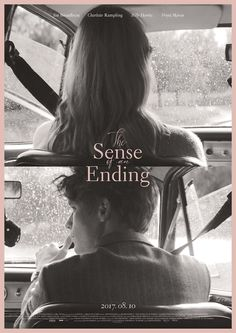 The Sense of an Ending - Pygmalion Cinema Film, Cinema Posters, Film Posters, Film Movie, Movie Scene, Retro Posters, Movies, Film Poster Design, Graphic Design Posters