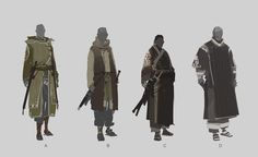 ArtStation - cancelled film project, richard anderson