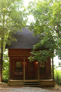 8) The Cabins of Horseshoe Hills Ranch, 240 Bayou Pierre Cutoff Rd., Natchitoches, LA