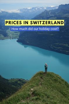 Prices in Switzerland can be very high. However, we managed to have a holiday on a budget. So how much did our 2-week Switzerland trip cost? Find out here!