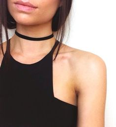 chokers + halter tanks