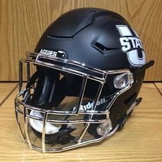 """Chrome masks added for @usufootball tonight #uniswag"" Photo taken by @uniformswag on Instagram, pinned via the InstaPin iOS App! http://www.instapinapp.com (10/31/2015)"