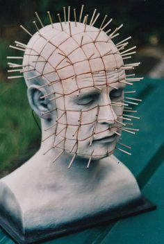 Image result for pinhead hellraiser