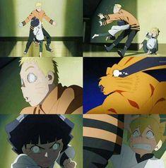 Even Kurama felt the pain