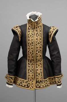 Doublet of Giovanni Battista Ligoza | c. 1555.