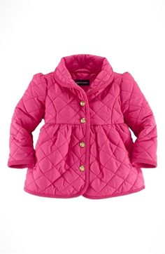 Ralph Lauren Shawl Collar Coat (Baby Girls) available at #Nordstrom