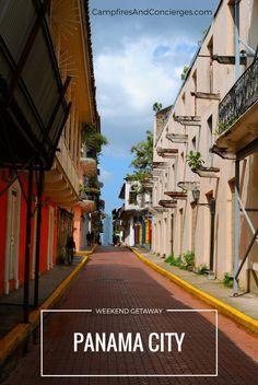 3-Day weekend in Panama City, Panama #panama #centralamerica