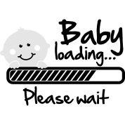 Baby loading - please wait