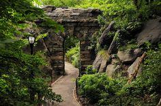 Gates of Eden | Central Park Photos