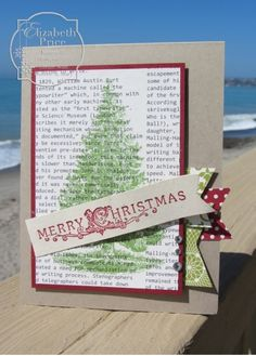 stampin+up+christmas+lodge | Stampin' Up! Christmas / Frostwood Lodge