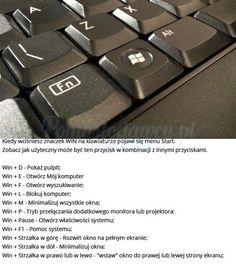 25 niesamowitych trików i porad, które przydadzą ci się na co dzień – Demotywatory.pl Computer Keyboard, Good To Know, Windows, Electronics, Computer Keypad, Window, Ramen
