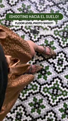 Mosaic Floors, Tile Floor, Parisian, Flooring, Vintage, Bathroom, Mosaics, Washroom, Full Bath