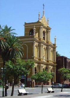 Tucuman City, Argentina.  Iglesia de San Francisco