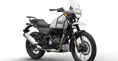 Royal Enfield's Himalayan is the Indian factory's take on adventure motorcycling. The basics work very well indeed, but does the rest live up to expectations? Enfield Himalayan, Small Engine, Royal Enfield, Very Well, Gq, Rest, Motorcycle, Indian, Adventure
