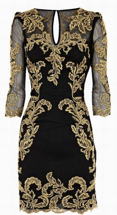 I think I'd be more excited to be going somewhere fancy enough to wear this...