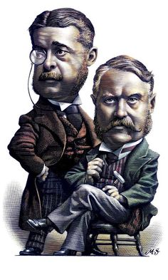 Gilbert and Sullivan. Two of the best directors and actors in Victorian times.