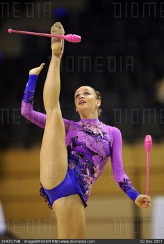 Image result for rhythmic gymnastics