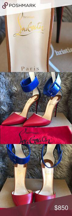 b0d5f81f351e4 Very sexy Christian Louboutin Shoes Heels Cl