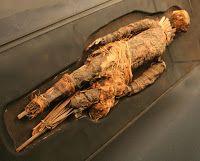 Meu mundo e assim: As múmias da cultura Chinchorro