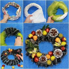 As the holiday is coming up, are you looking for easy , fun, and inexpensive ways to make holiday decors for you home? Here is a great craft project to make an easy and pretty Christmas wreath. With a few simple steps and basic materials such as old newspaper, you can make this …