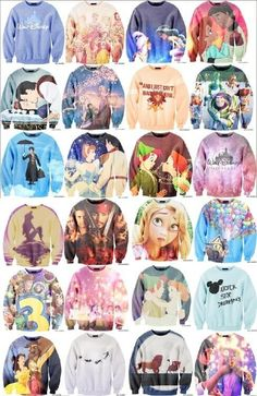 Disney jumpers
