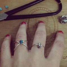 RING skull STERLING SILVER de Crystallites en Etsy Heart Ring, Skull, Sterling Silver, Rings, Etsy, Jewelry, Skull Rings, Handmade Gifts, Hand Made