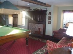 Traditional Snooker room Country House Interior, Traditional, Room, Home Decor, Bedroom, Decoration Home, Room Decor, Rum, Interior Decorating