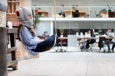 Zzzz ;)  Ostrichpilow by Studio Banana #design #diseño  #regalos #gifts