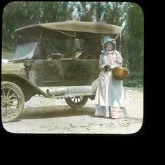 Marketing in a Ford; Tennessee Mountains, ca. 1900-1915 - Kentucky Digital Library