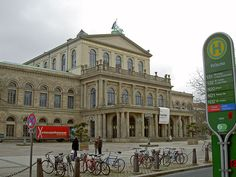Hannover Opernhaus. Repinned by www.parkett-direkt.net