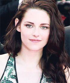 Kristen Stewart sweet