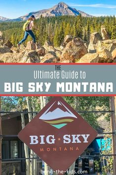 Everything BIG SKY! When to go, what to do, where to eat and stay AND the very best activities in Big Sky Montana. Also, the perfect itinerary for trips from days! Scenery Photography, Landscape Photography, Landscape Photos, Night Photography, Beach Landscape, Montana Resorts, Big Sky Resort, Visit Montana, Top Places To Travel