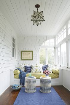 Casual, Cheerful Beach Cottage | Traditional Home
