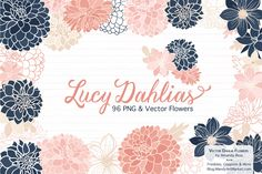 Get this awesome set of free floral images by Amanda Ilkov. The pack includes AI Files and PNG images in a range of colours and fills.