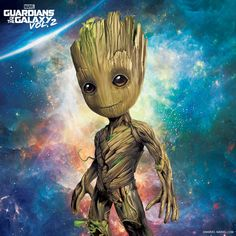 I got You Are Groot! - Which Guardian of the Galaxy Are You?