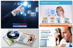 Cliente: Hitech Systems Pulsiam Proyecto: Presentación de Servicios para apoyo al área comercial.