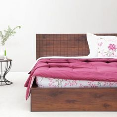 Home Wud Cadbury King Bed With Box Storage Wenge - Add oodles of style to your home with an exciting range of designer furniture, furnishings, decor items and kitchenware.We promise to deliver best quality products at best prices.