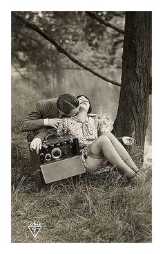 The Roaring Twenties. Author unknown