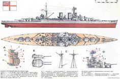 HMS Hood Hms Hood, Ww2 Aircraft, Aircraft Carrier, Model Warships, British Armed Forces, Merchant Marine, Naval History, Royal Marines, United States Navy