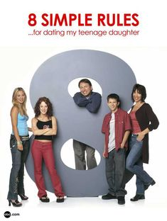 8 Simple Rules.. REALLY good show when John Ritter was still alive.