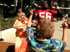 Terry Tate Office Linebacker - Vacation