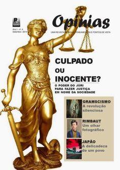 HERANÇA POSSÍVEL - editorial do jornalista Marcos Gimenes Salun (São Paulo - SP) para a edição 04 da Revista OPINIAS. Leia aqui: http://opinias2014.blogspot.com.br/2014/09/heranca-possivel.html