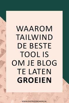 Tailwind is een Pinterest scheduler met een aantal fantástische opties die gegarandeerd voor meer verkeer vanuit Pinterest naar je website zorgt. In dit artikel wil ik je vertellen wat Tailwind precies is, waarom het zo geweldig is en hoe het ervoor heeft gezorgd dat mijn blogverkeer explosief is gegroeid.