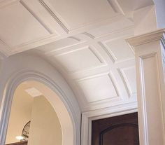Flexible Wainscoting Oxford Barrel Ceiling. Intrig Wainscot Gallery