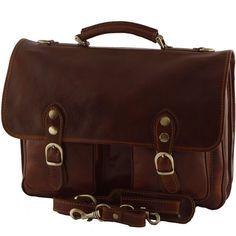 Cartella da Lavoro in Pelle - 0011 - Luxury Bellisima, Messenger Bag, Satchel, Bags, Semi, Laptops, Firenze, Products, New York