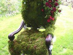 GroBartig Gartendeko Selber Machen? 50 Lustige Ideen!